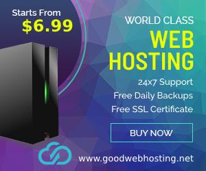 GoodWebHosting.net - Web Hosting Services - banner image