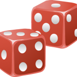 Casino Traffic Packages - dice image