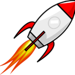 Rush GSU Packages - rocket image